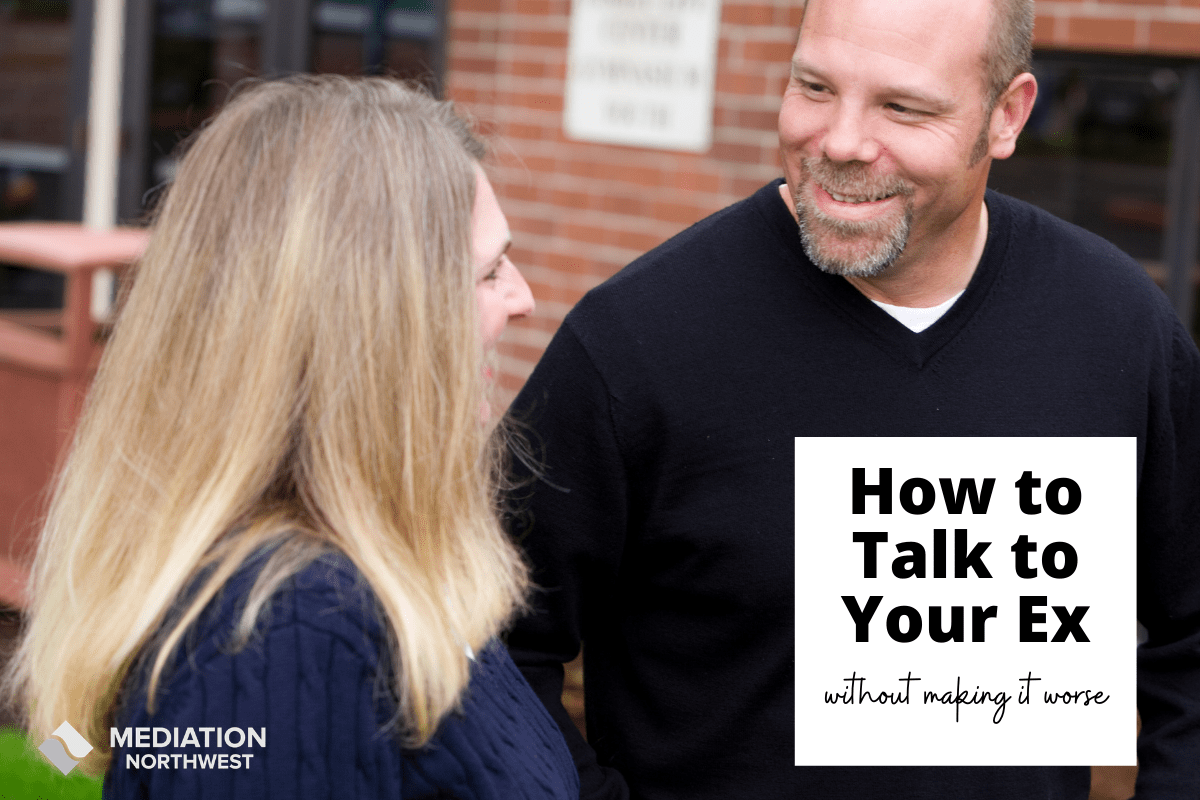 How to talk to your ex about co-parenting